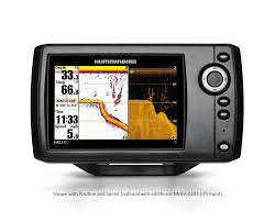 Humminbird Helix 5 DI G2 Down Imaging fishfinder