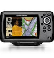 Humminbird Helix 5 Chirp DI GPS G2 Down Imaging fishfinder