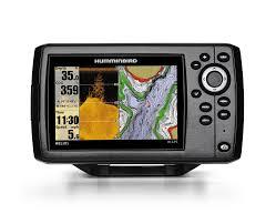 Humminbird Helix 5 Chirp DI GPS G2 Down Imaging fishfinder