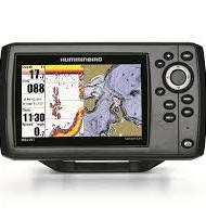 Humminbird Helix 5 chirp GPS G2 fishfinder