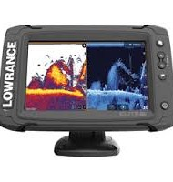 Lowrance Elite 5 Ti DownScan Fishfinder