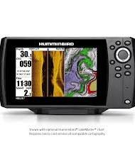 Humminbird Helix 7 Chirp SI GPS G2N Side Imaging Netwerk Fishfinder