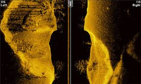 helix side imaging sonar