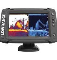 Lowrance Elite 7 Ti DownScan fishfinder NU € 655,95 (tijdelijk)