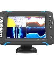 Lowrance Elite 5 Ti TotalScan fishfinder NU € 605,45 (tijdelijk)