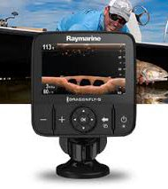 Raymarine Dragonfly 5 pro fishfinder chirp sonar Downvision GPS