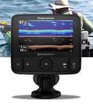 Raymarine Dragonfly 7 pro fishfinder chirp sonar Downvision GPS