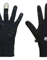 Nathan Tec Glove S zwart handschoen