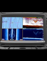 Lowrance Elite 9 Ti TotalScan fishfinder GPS kaartplotter