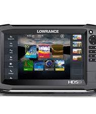 Lowrance HDS 9 Gen3 Touch fishfinder kaartplotter