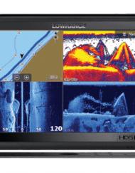 Lowrance HDS 12 Carbon fishfinder kaartplotter