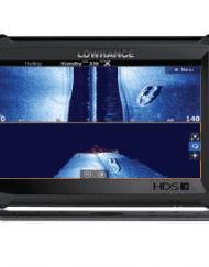 Lowrance HDS 9 Carbon fishfinder kaartplotter