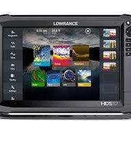 Lowrance HDS 12 Gen3 Touch fishfinder kaartplotter