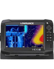 Lowrance HDS 7 Carbon fishfinder kaartplotter