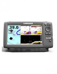 Lowrance Hook 9 Chirp fishfinder GPS kaartplotter