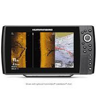 Humminbird Helix 10 Chirp MEGA SI plus GPS G3N Side Imaging