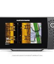 Humminbird Helix 9 Chirp Mega SI GPS G2N Side Imaging
