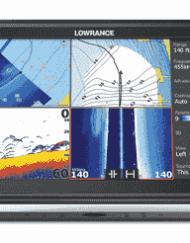 Lowrance HDS 16 Carbon fishfinder kaartplotter