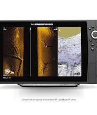 Specificaties Humminbird Helix 10 Chirp Mega SI GPS G2N Side Imaging