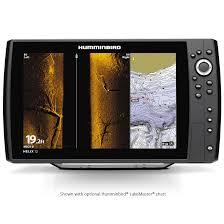 Specificaties Humminbird Helix 10 Chirp Mega SI GPS G2N Side Imaging
