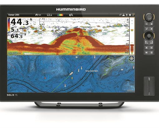Humminbird SOLIX15-CHIRP-GPS