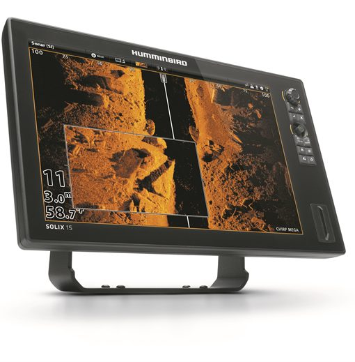 Humminbird SOLIX15-MEGA-SI-Left