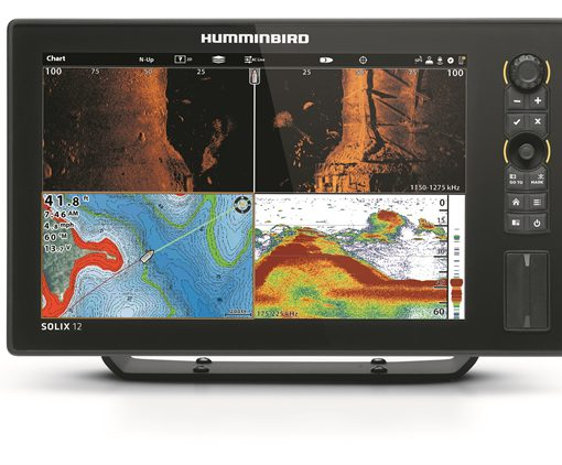 Humminbird Solix 15 Chirp Mega SI GPS Side Imaging