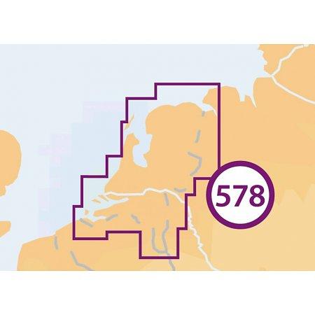 Navionics Gold Small 578 Holland