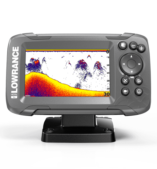 Lowrance Hook2 4x GPS Bullet fishfinder