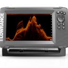 Lowrance Hook2 7x Splitshot GPS fishfinder