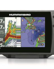 Humminbird Helix 7 Chirp GPS G2 Fishfinder kaartplotter