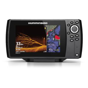 Humminbird Helix 7 Chirp MEGA DI GPS G3 Down Imaging fishfinder