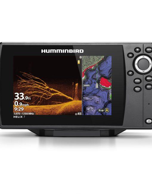 Humminbird Helix 7 Chirp MEGA DI GPS G3N Down Imaging