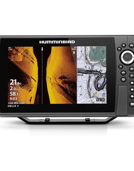Humminbird Helix 9 Chirp MEGA SI plus GPS G3N Side Imaging