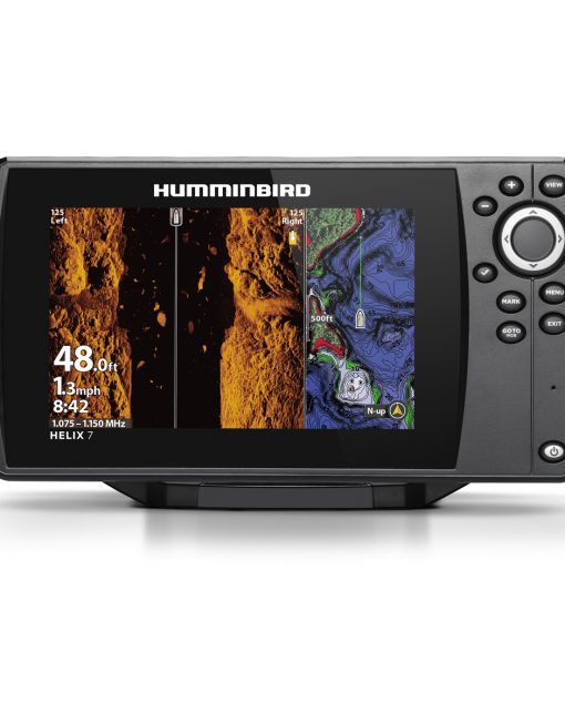 Humminbird Helix 7 Chirp MEGA SI GPS G3N Side Imaging
